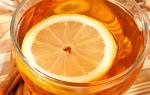 Чай с лимоном повышает или понижает Болезни