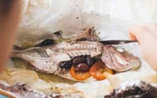 Нежирные сорта рыбы при Болезние
