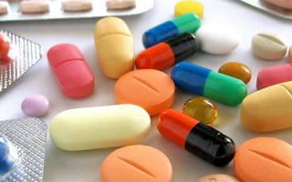 Медикаментозное лечение Болезниа у взрослых