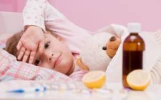 Повышен Болезни у ребенка