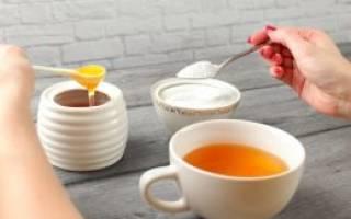 Сахар или мед что полезней