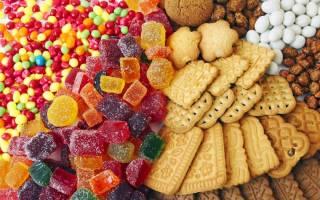 Чем можно заменить сладкое при правильном питании