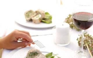 Диетические блюда к праздничному столу