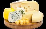 Сыр для Болезнииков 2 типа