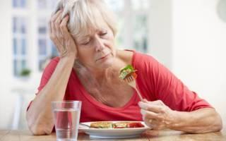 Голод при Болезние поджелудочной железы