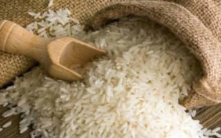Белый рис гликемический индекс