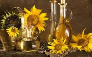 Можно ли растительное масло при Болезние