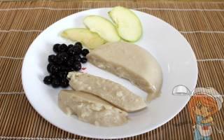 Овсяный кисель из геркулеса рецепт при Болезние