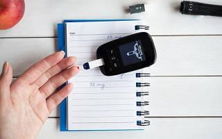 Прибор для замера сахара в крови
