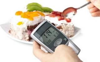Продукты не повышающие уровень сахара в крови