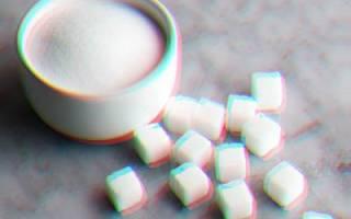 Дневная норма сахара для человека