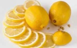 Есть ли в лимоне сахар