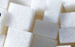 Нужно ли есть сахар