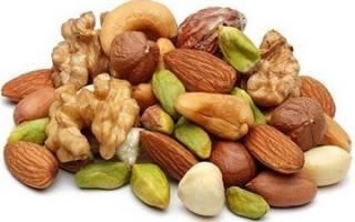 Орехи при повышенном Болезние