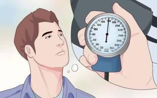 Упражнения для стабилизации давления