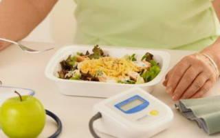 Что можно кушать при повышенном Болезние