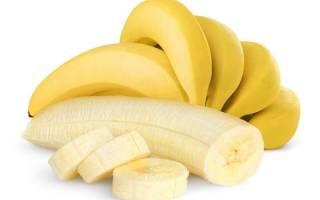 Сколько сахара в банане