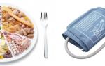 Продукты снижающие артериальное Болезни список