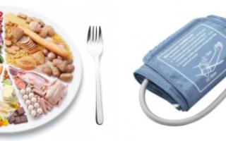 Какие продукты понижают Болезни список