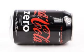 Coca cola zero калорийность
