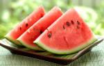 Повышает ли арбуз сахар в крови