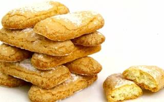 Как приготовить сухой бисквит диетический