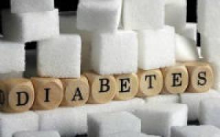 Симптоми сахарного діабету