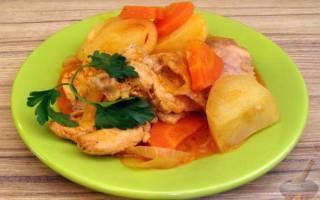 Диетические блюда из кролика при Болезние