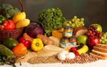 Рецепты блюд при повышенном сахаре в крови