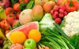 Какие овощи можно при хроническом Болезние