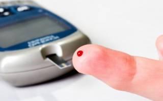 Норма сахара в крови в течение дня