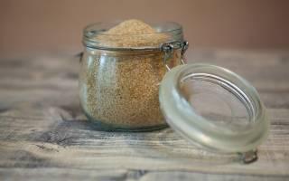 Чем можно заменить коричневый сахар в выпечке