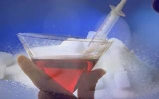 Инсулин и алкоголь последствия