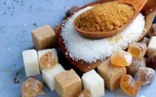 Норма сахара в день для человека
