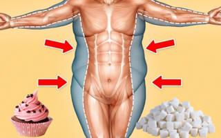 Как отказаться от сахара навсегда