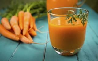Морковный сок при Болезние можно или нет