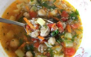 Супы при сахарном Болезние 2 типа