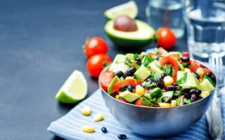 Рецепты салатов при Болезние у взрослых