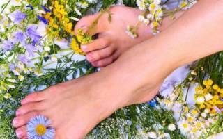 Измерение давления на ногах