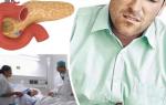 Эхопризнаки диффузных изменений печени и поджелудочной железы