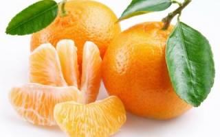 Можно ли мандарины при Болезние 2 типа