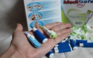 Иголки для взятия крови из пальца