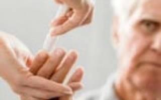 Таблетки от Болезниа 2 типа у пожилых
