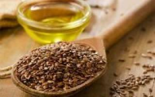 Льняное масло для поджелудочной железы