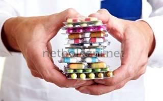 Препараты для лечения поджелудочной железы список