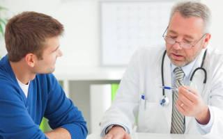 Симптомы хронического Болезниа у мужчин