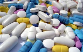 Медикаментозное лечение острого Болезниа