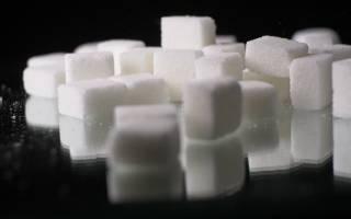 Продукты с высоким содержанием сахара