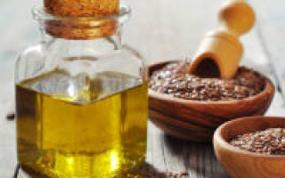 Как пить льняное масло для снижения Болезниа