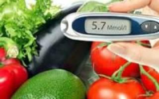 Овощи понижающие сахар в крови